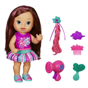 HGG 15 Baby Alive Play 'N Style Christina