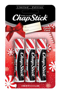 HGG 15 ChapStick-Candy Cane