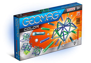 HGG 15 Geomag Color 86 piece set