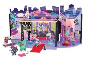 HGG 15 Littlest Pet Shop Backstage Style Set