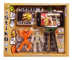 HGG 15 StikBot Studio