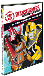 HGG 15 Transformers Robots In Disguise