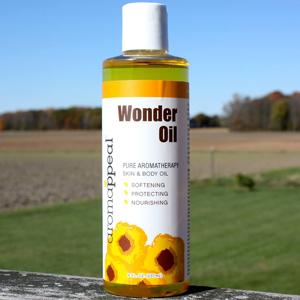 HGG 15 Wonder Oil