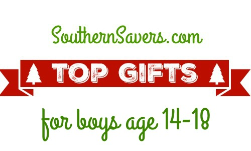 Gift Guide Giveaway: Top Gifts For Boys 14-18 :: Southern