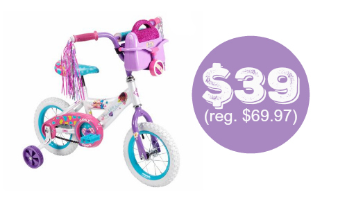 Huffy Doc McStuffins Bike