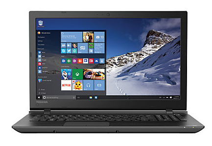 toshiba i3 black friday