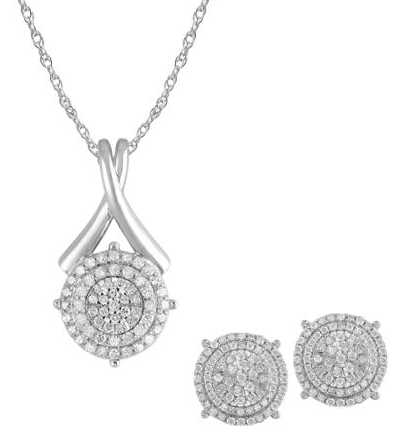 T.W. Diamond Set
