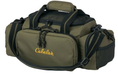 Cabela 39 s gear bags free shipping southern savers for Publix fish in a bag