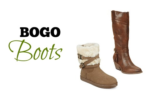 bogo boots at macys