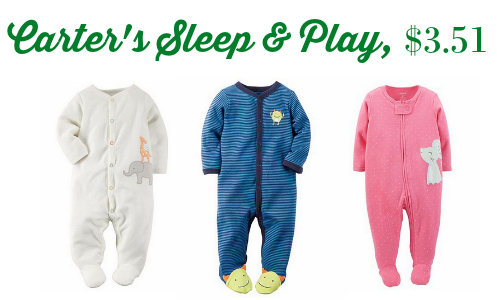 carters sleep & play