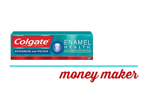 colgate coupon money maker