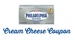 cream cheese coupon