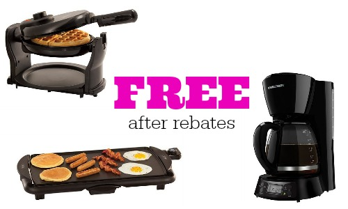 free small kitchen appliances