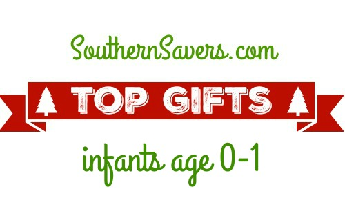 gift guide for infants age 0-1