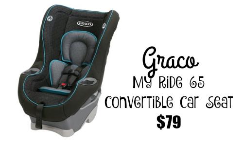 graco my ride 65