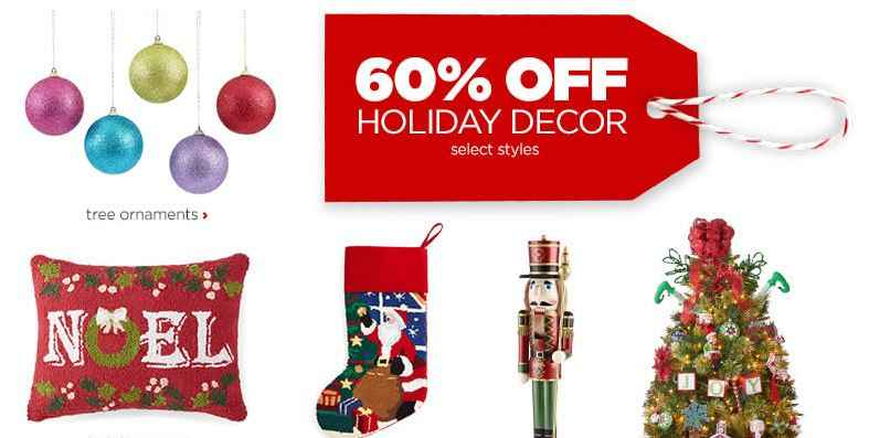 jcpenney - Jcpenney Christmas Decorations