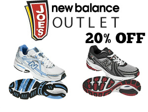 new balance joe's outlet coupons