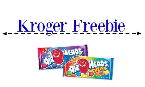 kroger freebie friday coupon