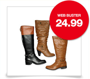 macy boot sale