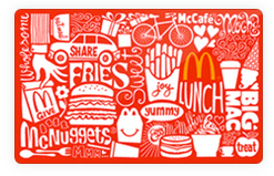 $50 McDonalds Gift Card for $26.90! :: Southern Savers