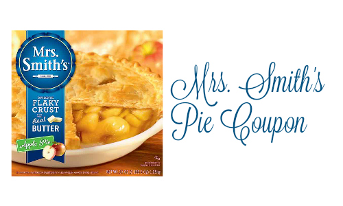 mrs. smith's coupon
