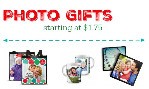 photo gifts walgreens