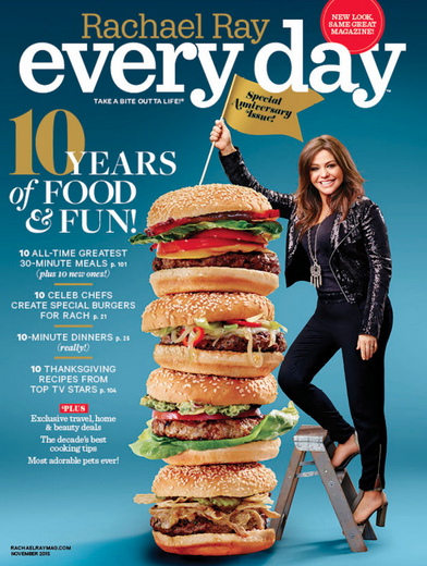 rachael ray magazine deal