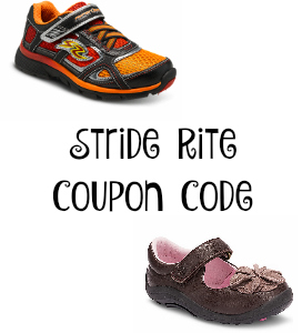 stride rite coupon code