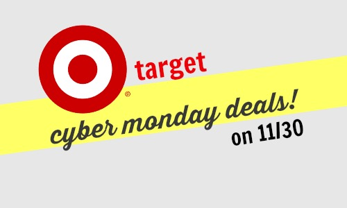Target is the second-largest department store retailer in the United States, just behind Walmart, so it follows that the two are each other's top competition when it comes to Cyber Monday deals.