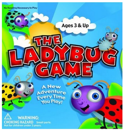 the ladybug game