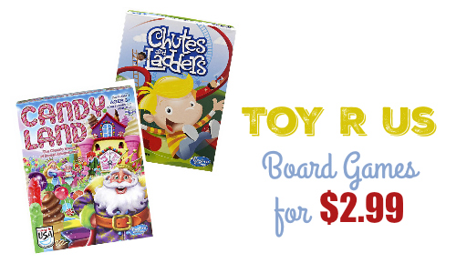 Board Games Toys R Us : Toys r us board games as low southern savers
