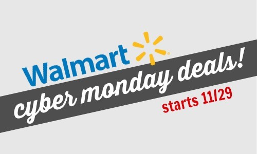 walmart cyber monday sneak preview deals begin on 11 29 southern savers. Black Bedroom Furniture Sets. Home Design Ideas