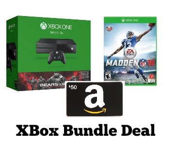 xbox black friday deal