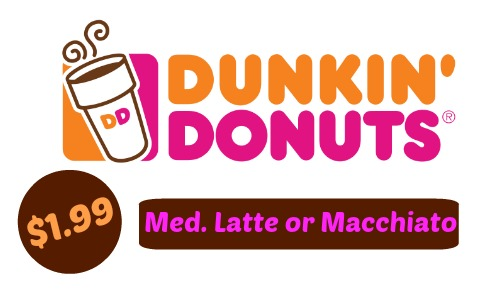 Dunkin' Donuts Deal