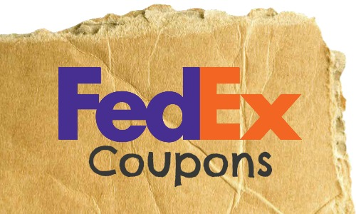 fedex coupon