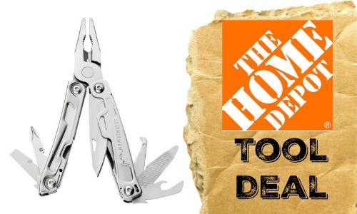 Home Depot Tool Deal