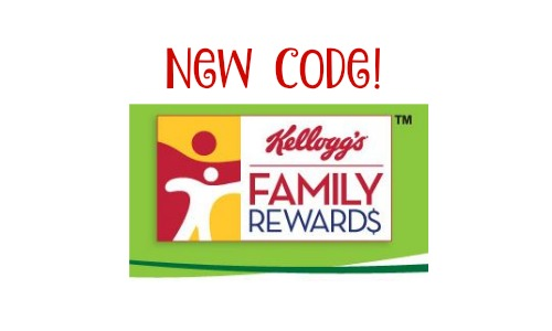 Kellogg's Family Rewards | 25 Points Bonus Points