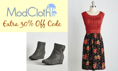 ModCloth deal