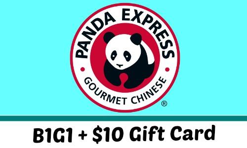 Panda Express Deal