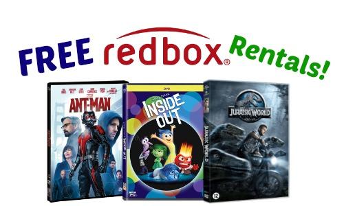 Redbox Deal