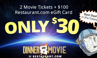 dinner and movie deal