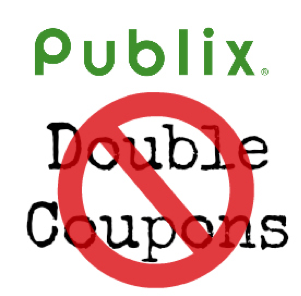 publix ending double coupons