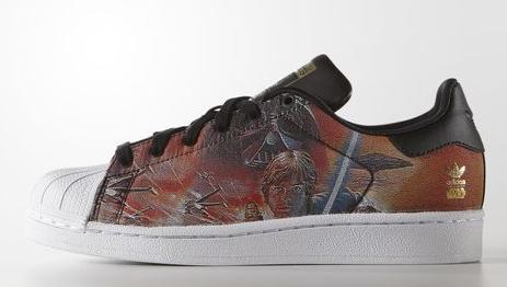 Starwars shoe