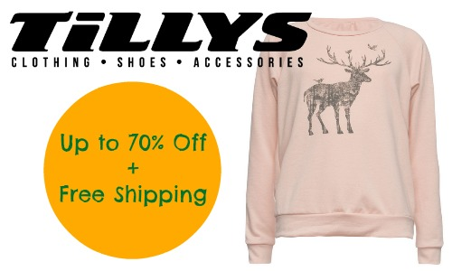Tillys coupon code free shipping