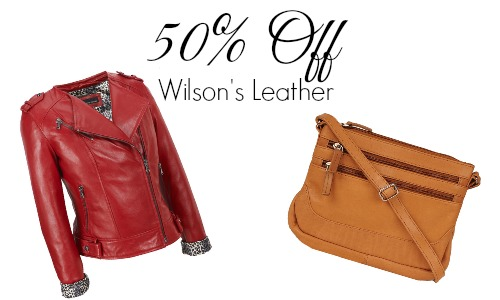 Wilson's Leather Deal