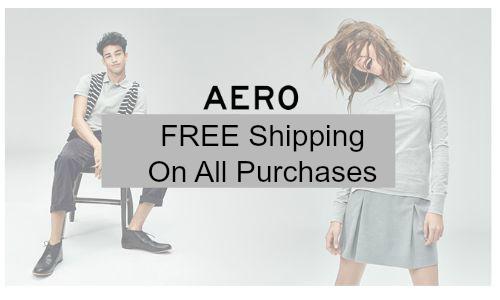 Aero FREE Shipping