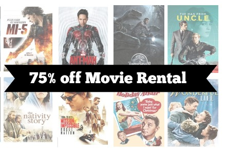 amazon movie rental