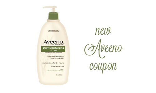Aveeno hair products coupons