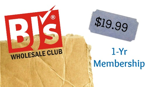Bj's membership coupon 2018
