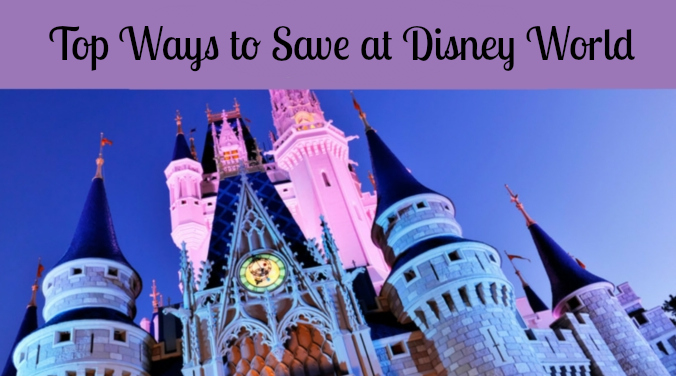 20 ways to save at disney world